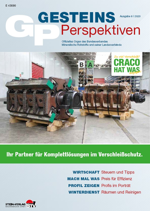 GP Titelseite